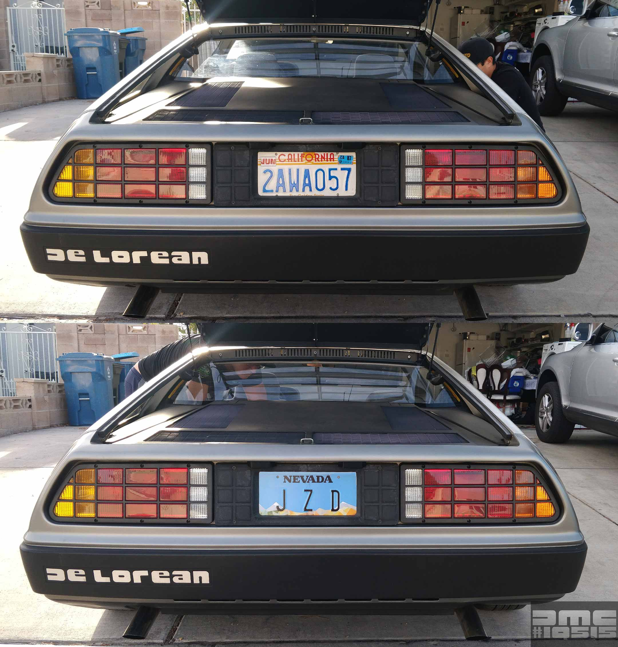 DeLorean 2AWA057 to JZD | DMC10515.com