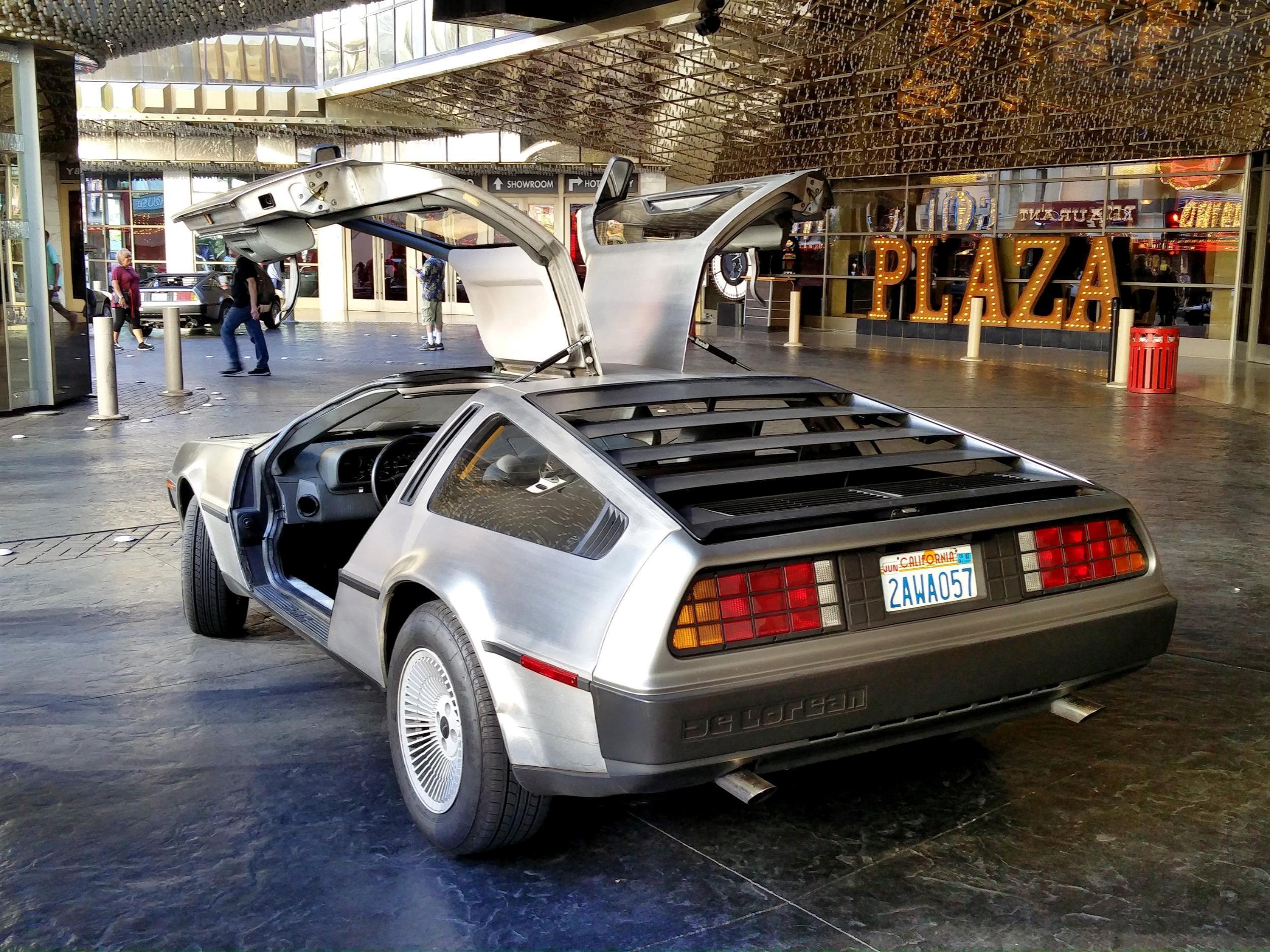 DeLorean Weekend, Las Vegas 2016 | DMC #10515